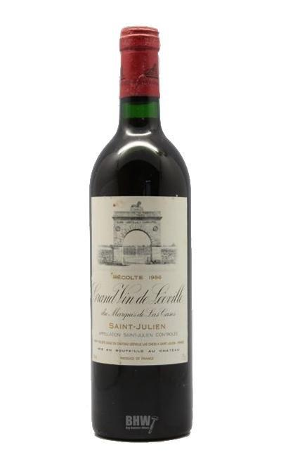 Bordeaux - 1986 Leoville Las Cases Double Magnum 3L 100 WA