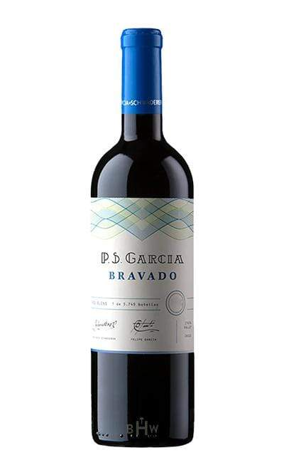 bighammerwines.com Red 2016 P.S. Garcia Bravado Itata Valley Chile Red Blend