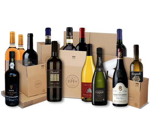 Build Your Own Box Wine Club (choose 12 bottles) - bighammerwines.com