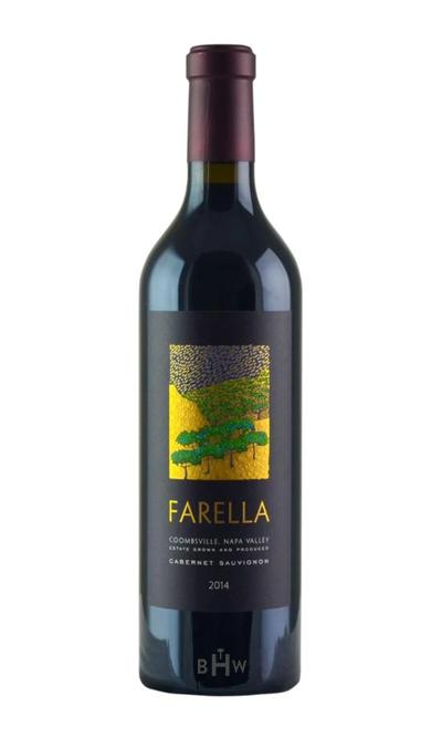 Winebow Red 2014 Farella Vineyard Estate Cabernet Sauvignon