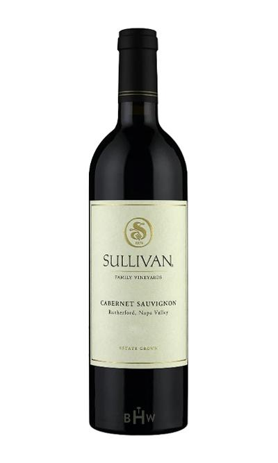 2015 Sullivan Family Vineyards Rutherford Cabernet Sauvignon - bighammerwines.com