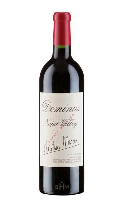 bighammerwines.com Red 2016 Dominus Estate Napa Valley (Christian Moueix)