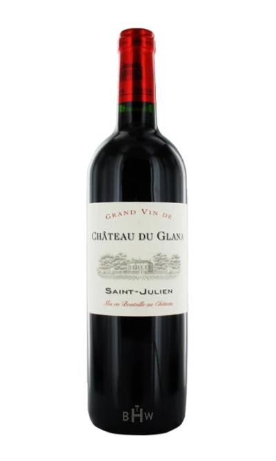 2008 Chateau du Glana St. Julien