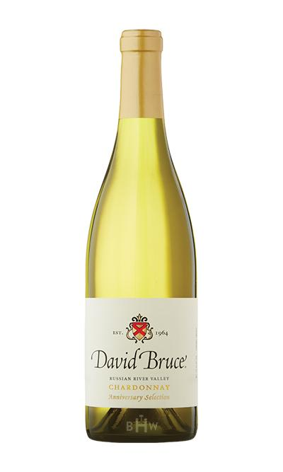 Big Hammer Wines 2017 David Bruce Chardonnay Russian River Valley