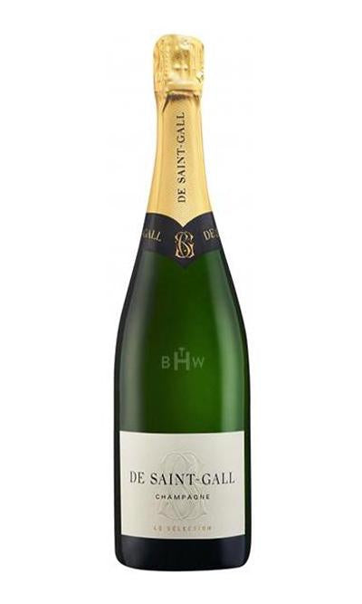 MHW Champagne & Sparkling De Saint Gall 'Le Selection' Champagne NV