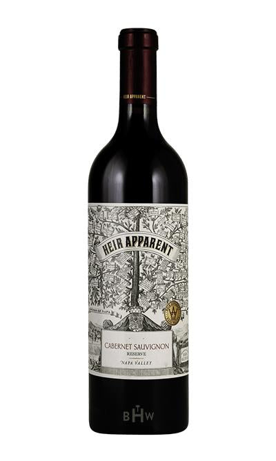 Big Hammer Wines 2016 Heir Apparent Cabernet Sauvignon Reserve Napa Valley