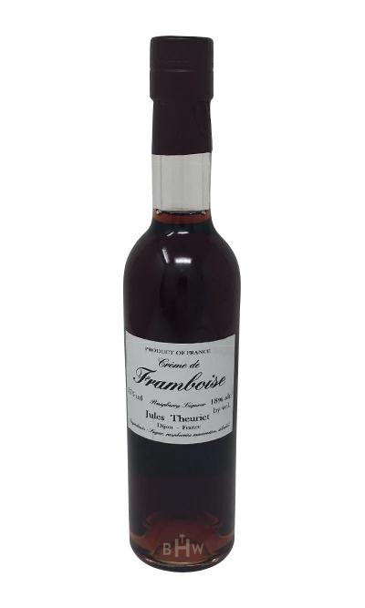 bighammerwines.com Red J. Theuriet Creme de Framboise (Raspberry) 750ml