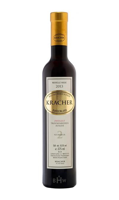 Big Hammer Wines 2013 Kracher Trockenbeerenauslese #2 Zweigelt Nouvelle Vague Austria 375ml