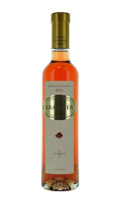 Big Hammer Wines 2015 Kracher Trockenbeerenauslese #1 Rosenmuskateller Nouvelle Vague Austria 375ml
