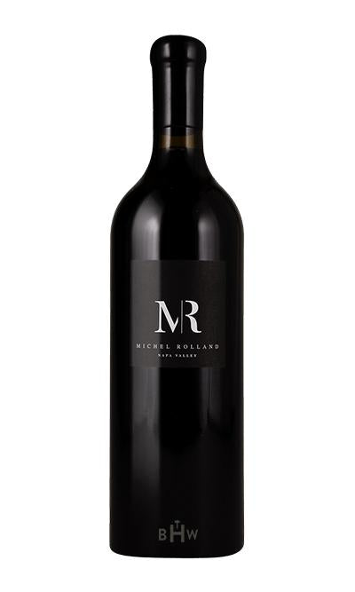 bighammerwines.com Red 2016 Michel Rolland MR Napa Valley Red