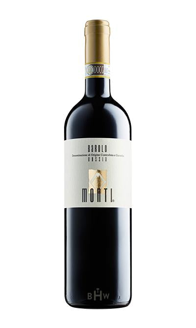 bighammerwines.com Red 2000 Monti Bussia Barolo