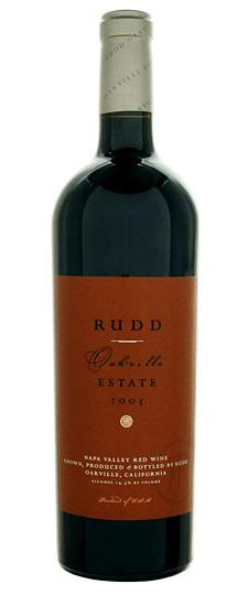 bighammerwines.com Red 2005 Rudd Proprietary Red Oakville 94WA