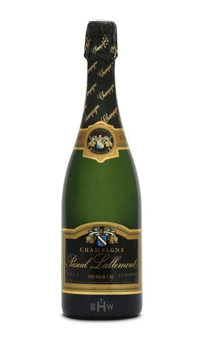 Pascal Lallement Champagne Brut 1er Cru Chamery - bighammerwines.com