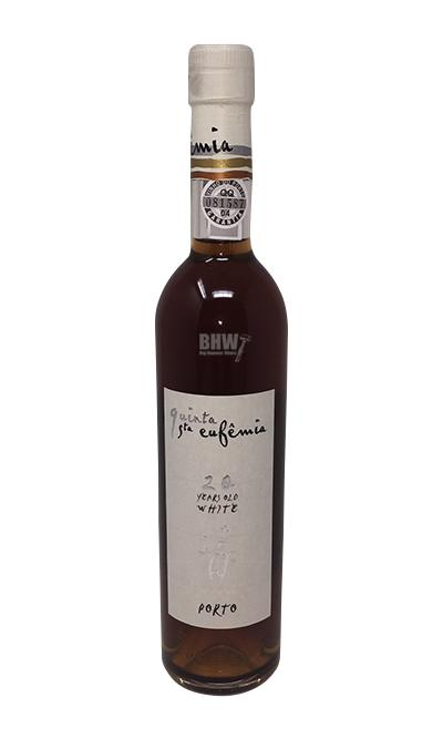 Quinta de Santa Eufemia 20 year old White Port 500ml - bighammerwines.com