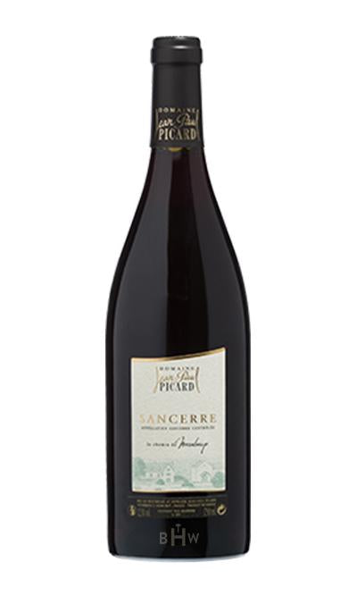 MHW Red 2015 Jean-Paul Picard Sancerre Rouge