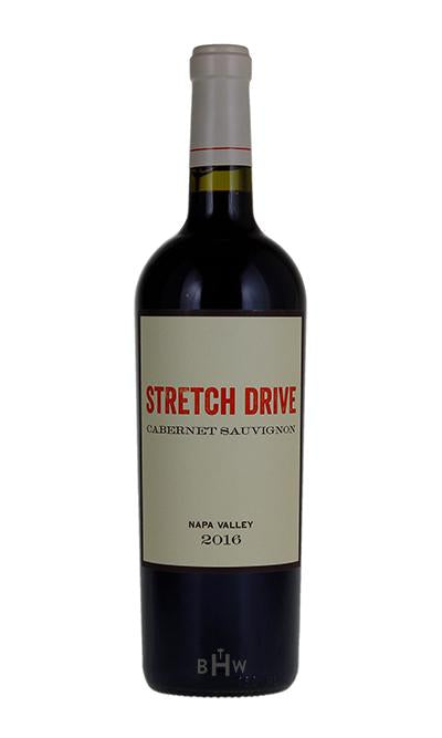 BIg Hammer Wines 2016 Post Parade Stretch Drive Cabernet Sauvignon Napa Valley