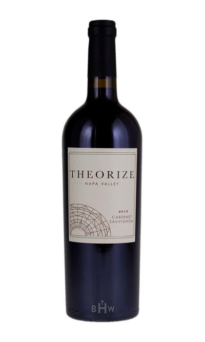 Big Hammer Wines 2016 Theorize Cabernet Sauvignon Napa Valley