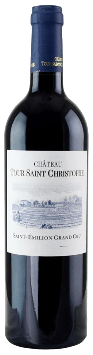 bighammerwines.com Red 2016 Chateau Tour St. Christophe St. Emilion Grand Cru