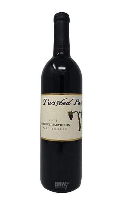 2015 Twisted Paso Cabernet Sauvignon by Calcareous - bighammerwines.com