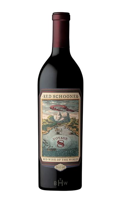 Youngs Red Wagner Family Red Schooner Voyage VIII Argentine Malbec