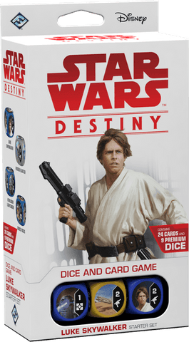 Star Wars Destiny : Luke Skywalker Starter