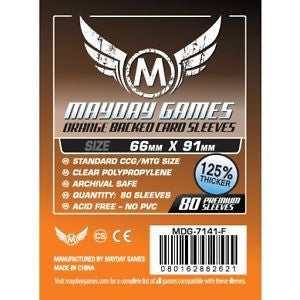 Mayday Sleeves: MTG Pro (ORANGE)
