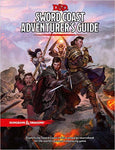 Dungeons and Dragons 5th Edition RPG: Sword Coast Adventurer's Guide