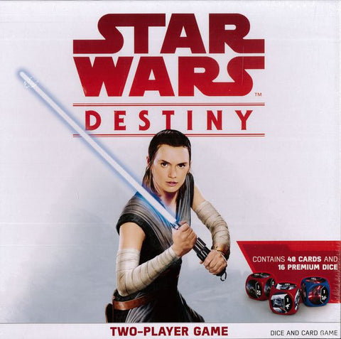 Star Wars Destiny : Two Player Game Starter Set