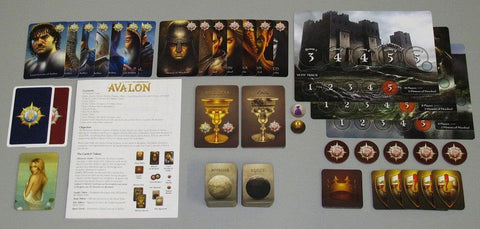 64891308975c The Resistance  Avalon – Gaming Library