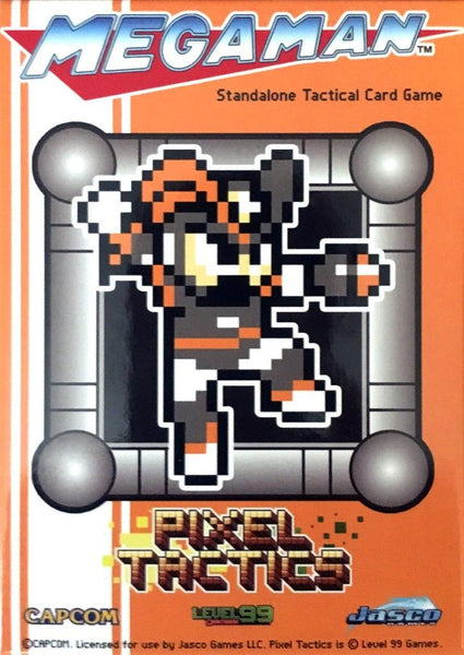 Pixel Tactics: Bass Orange Box