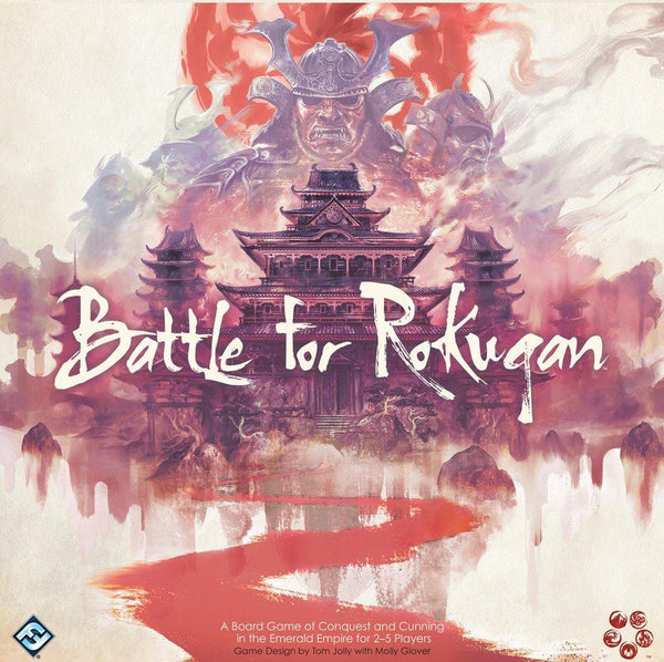 Battle for Rokugan (Legend of the Five Rings Boardgame)