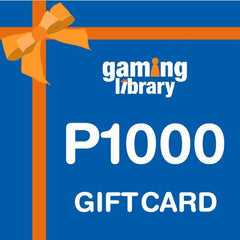 Gaming Library Gift Card
