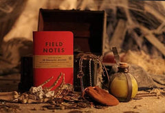 Field Notes - D&D 5E Character Journal - Gaming Library