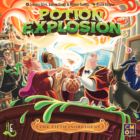 Potion Explosion: The Fifth Ingredient Expansion