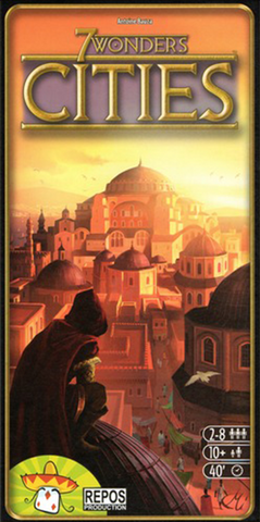 7 Wonders : Cities Expansion