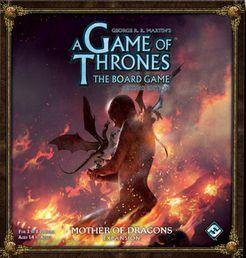 A Game of Thrones: The Board Game (Second Edition) Mother of Dragons