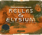 Terraforming Mars: Hellas and Elysium Map Expansion