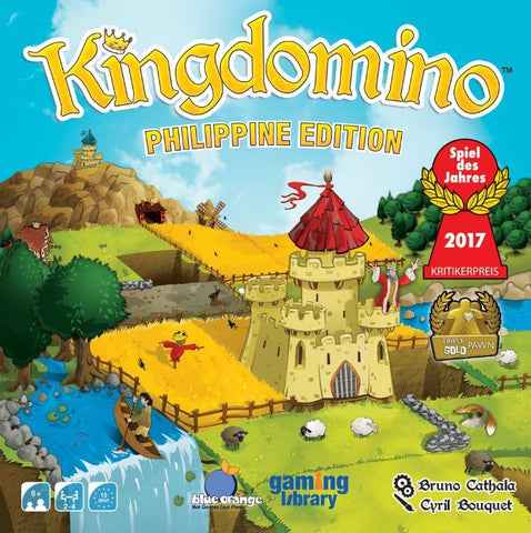 Kingdomino Philippine Edition
