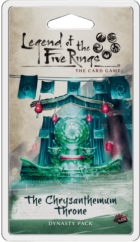 Legend of the Five Rings: Chrysanthemum Throne expansion