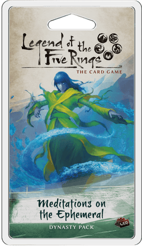 Legend of the Five Rings: Meditations on the Ephemeral expansion