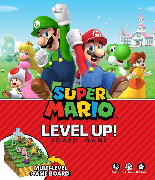 Level Up: Super Mario