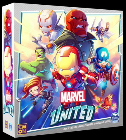Marvel United : Infinity Pledge