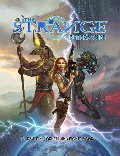 The Strange: Players Guide