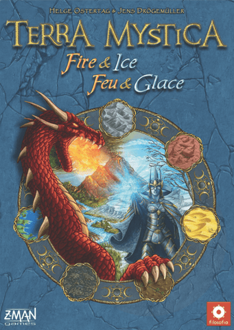 Terra Mystica Fire and Ice