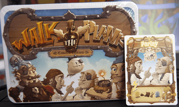 Walk the Plank Limited Tin Edition