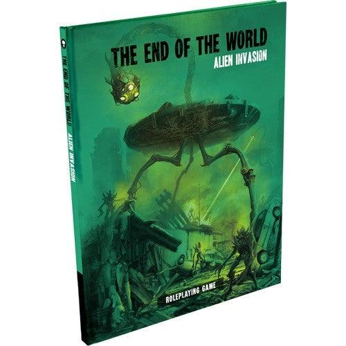 The End of the World: Alien Invasion (RPG)
