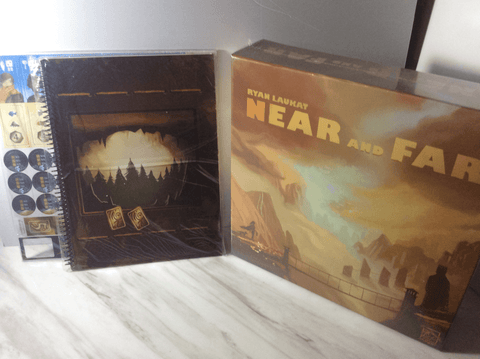Near and Far Kickstarter Edition - 2nd Hand