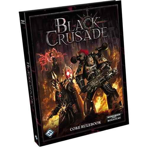 Black Crusade : Core Book