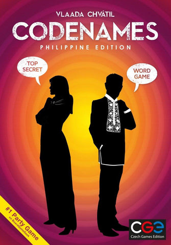 Codenames Philippine Edition