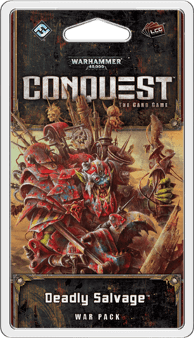 Warhammer 40K: Conquest LCG Deadly Salvage